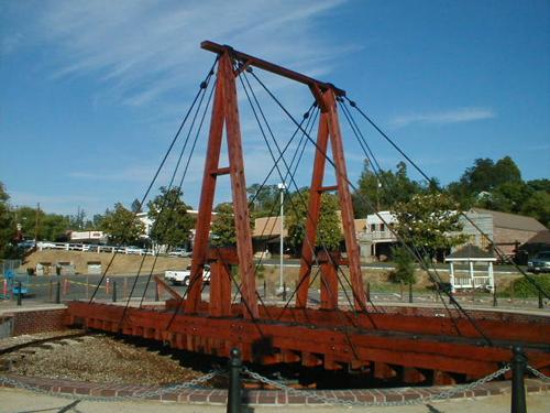 Folsom, El Dorado & Sacramento Historical Railroad Association